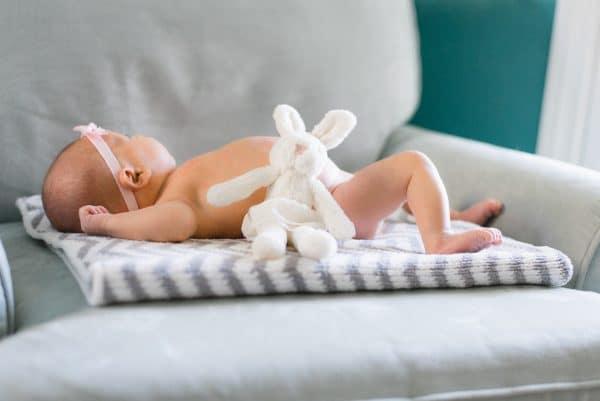 Quand donner un doudou au bébé ?
